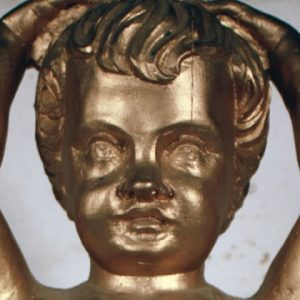 Gilded Putto